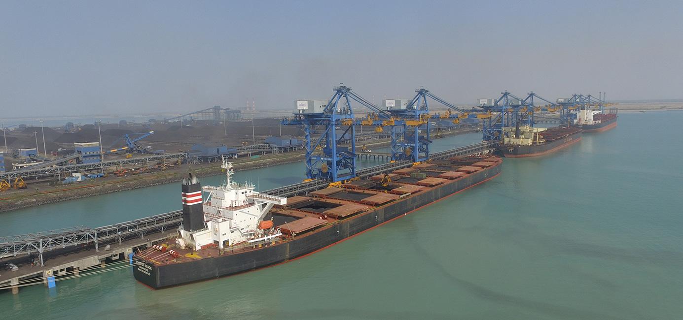 Mundra Port, Gujarat | India's largest commercial port